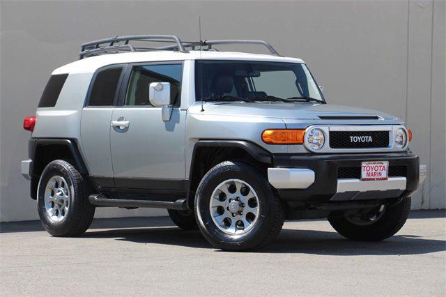 Used Fj Cruiser >> 2012 Toyota Fj Cruiser Base