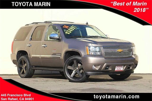 2014 Chevy Tahoe For Sale >> Used 2014 Chevrolet Tahoe For Sale Near 94706 Ca Toyota Marin
