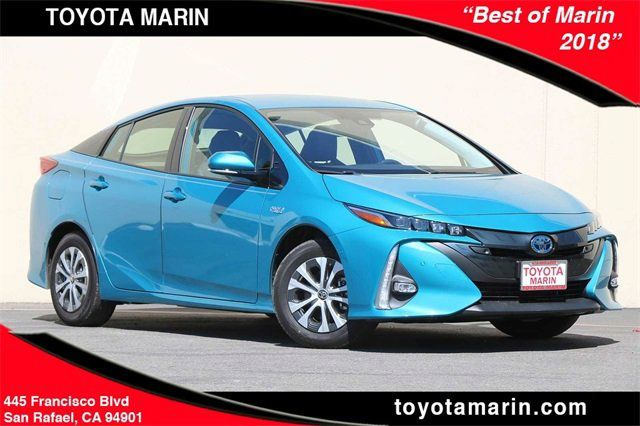 New 2020 Toyota Prius Prime Limited Hatchback In Mission Hills