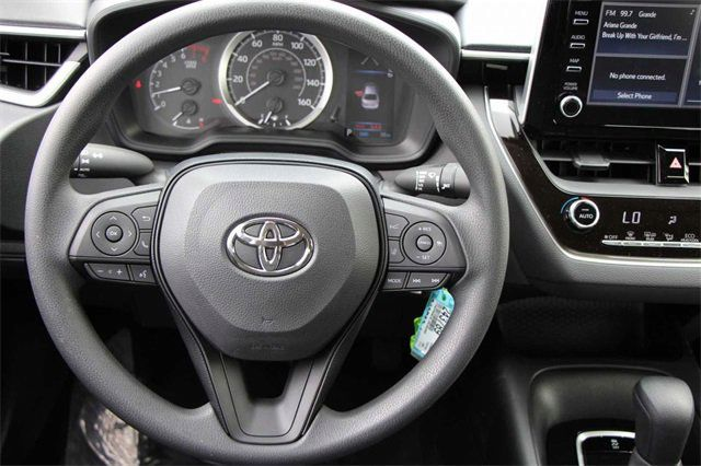 New 2020 Toyota Corolla Le For Sale In San Rafael Ca Toyota Marin